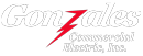Gonzales Commercial Electric, Inc. Logo
